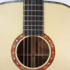 C.F. Martin CS-OM Koa Acoustic Guitar Soundhole