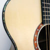 C.F. Martin CS-OM Koa Acoustic Guitar Rosette