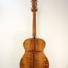 C.F. Martin CS-OM Koa Acoustic Guitar Full Back
