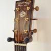 C.F. Martin CS-OM Koa Acoustic Guitar Headstock Angled