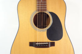 C.F. Martin D18 D-18 Acoustic Guitar Front Close Up