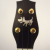 Jere Canote Little Wonder Lil' Buddy Banjo Uke C-2157 Headstock