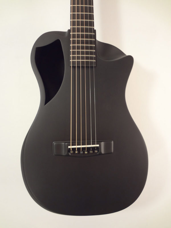 Journey Carbon Fiber Travel Guitar Front View