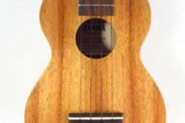Kamaka Concert Koa Ukulele HF-2 Front View