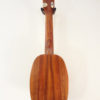 Kamaka Vintage 1968 Pineapple Ukulele Full Back View