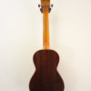 Ohana Solid Cedar Top Concert Uke CK-50G Back View