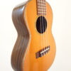 Ohana Solid Cedar Top Concert Uke CK-50G Side View