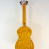 Ohana Willow Concert Uke CK-15WG Full Back View