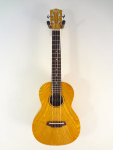 Ohana Willow Tenor Ukulele TK-15WG Full Front View