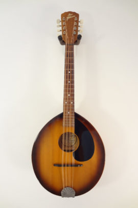 The Flatiron Mandolin Mandola Full Front View