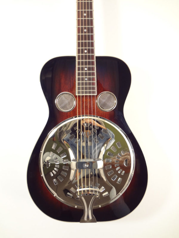 Recording King Maxwell Resonator RR-36-VS Cone View