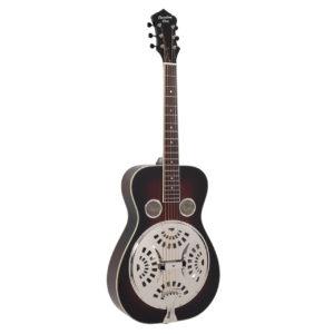 Recording King RR-36VS Resonator Guitar Single Cone