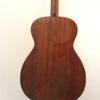 C.F. Martin 0-18 Acoustic Guitar Back Closeup