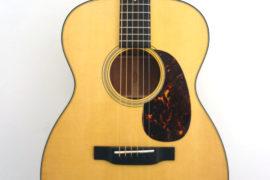 C.F. Martin 00-18 Acoustic Guitar Front Closeup