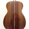 C.F. Martin 00-28 Acoustic Guitar Back Closeup