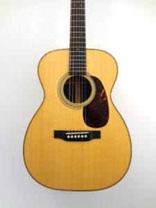 C.F. Martin 00-28 Acoustic Guitar Front Closeup