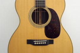 C.F. Martin 000-28 Acoustic Guitar Front Closeup