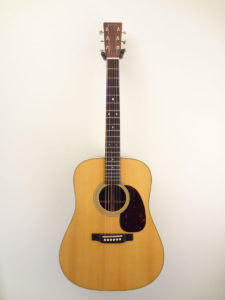 C.F. Martin D-28 Acoustic Guitar Front