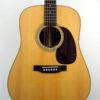 C.F. Martin D-28 Acoustic Guitar Front Closeup
