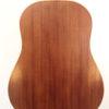 C.F. Martin DSS-15M Acoustic Guitar Back Closeup