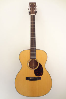 C.F. Martin GP28ELRB Acoustic Guitar Front
