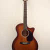 C.F. Martin GPCPA Shaded Acoustic Guitar Front