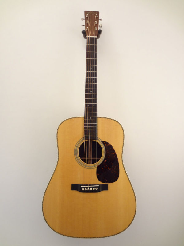 C.F. Martin HD-28 Acoustic Guitar Front