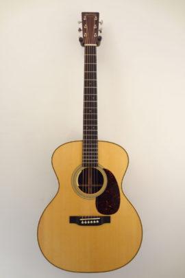 C.F. Martin OM18ELRB Acoustic Guitar Front