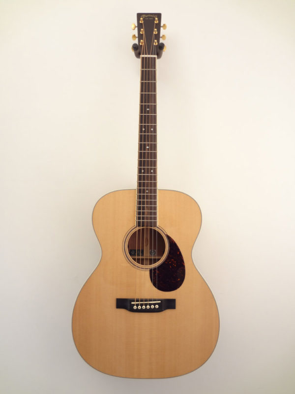 C.F. Martin OME Cherry Acoustic Guitar Front