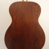 C.F. Martin OME Cherry Acoustic Guitar Back Closeup
