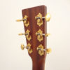 C.F. Martin OME Cherry Acoustic Guitar Headstock