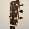 USED C.F. Martin 1990 D-41 Acoustic Guitar Headstock Side View