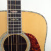 USED C.F. Martin 1990 D-41 Acoustic Guitar Inlays