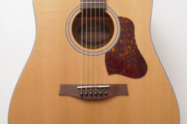 Seagull S6 Acoustic Guitar Front