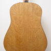 Seagull S6 Acoustic Guitar Left-Handed Back Closeup