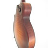 Weber Red Rocks F-Style Mandolin Back Angled View