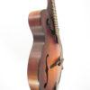 Weber Red Rocks F-Style Mandolin Left Side 2