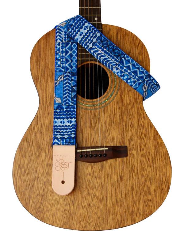 "Sherrin's Guitar Strap Printed 2"""