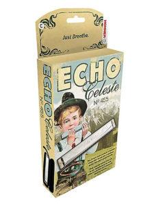 Hohner Echo Celeste Harmonica