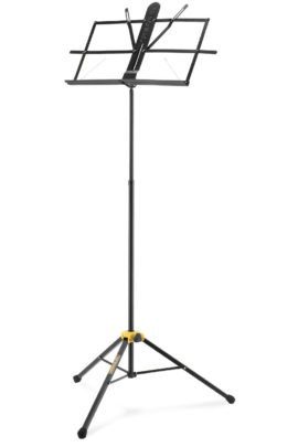 Hercules BS100B Black Music Stands