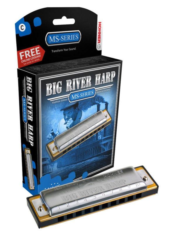 Hohner Big River Harmonica