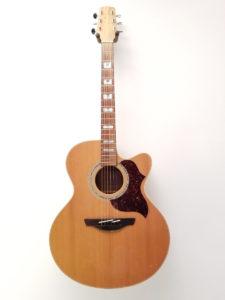 C-3149 Takamine EG523SC Jumbo Acoustic Guitar with Pickup