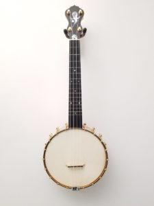 C-3162B Jere Canote Little Wonder Banjolele Banjo Uke
