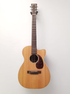 C-3163 C.F. Martin 2006 00C-16DBRE Grand Concert Deep Body Acoustic Guitar