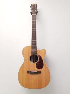 C-3163 C.F. Martin 2006 00C-16DBRE Grand Concert Deep Body Acoustic Guitar