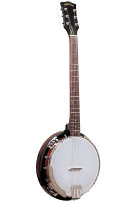 CC-BANJITAR Goldtone 6-String Banjo Guitar