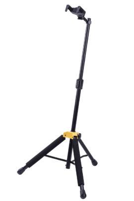 Hercules foldable yoke guitar stand