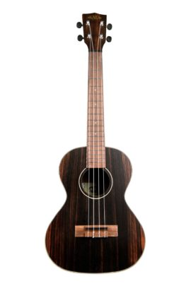 Kala Striped Ebony Tenor Uke