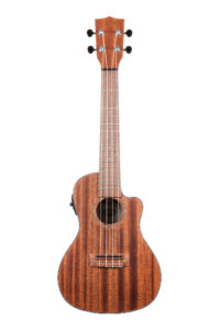 Kala Solid Mahogany Tenor Uke with EQ