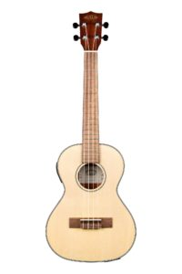 Kala Solid Spruce Travel Tenor Uke w/ EQ